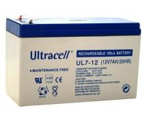 ULTRACELL UL712 DRYFIT 12VOLT 7Ah