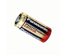 PANASONIC CR123 PHOTOLITHIUM BATTERIJ 3VOLT