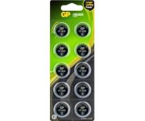 POWERDEAL 10 x CR2025 Lithium knoopcellen