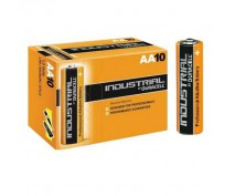 10 x DURACELL INDUSTRIAL (Procell) MN1500 LR6 AA PENLITE