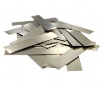 10 STUKS NIKKEL SOLDEERLIP 35x6x0,12mm