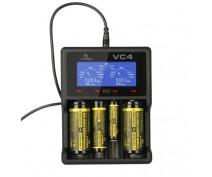 XTAR VC4 USB LADER Li-ion / NiMH