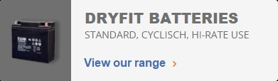 DryFit batteries