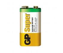 GP 1604AS, 6LR61 9V. SUPER ALKALINE