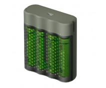 GP USB BATTERYCHARGER M451 INCL. 4 x AA 2600 RECYKO+
