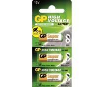 3 PCS GP23A, MN21, V23GA 12volt batteries